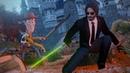 Keanu Reeves VS Woody: The N-word Apocalypse