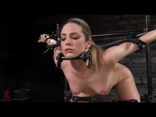 18+ device bondage  dahlia sky (anal, bdsm, porn, fisting, feet, blowjob, hardcore, big tits, ball gag, bondage)