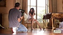 Victoria's Secret Holiday 2012: Behind the Scenes with Barbara Palvin