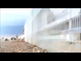 ВКС России нанесли в Сирии ракетный удар по колонне боевиков ...