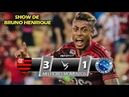 SHOW DE BRUNO HENRIQUE ! Flamengo 3 x 1 Cruzeiro - Melhores Momentos (COMPLETO) - Brasileirão 2019