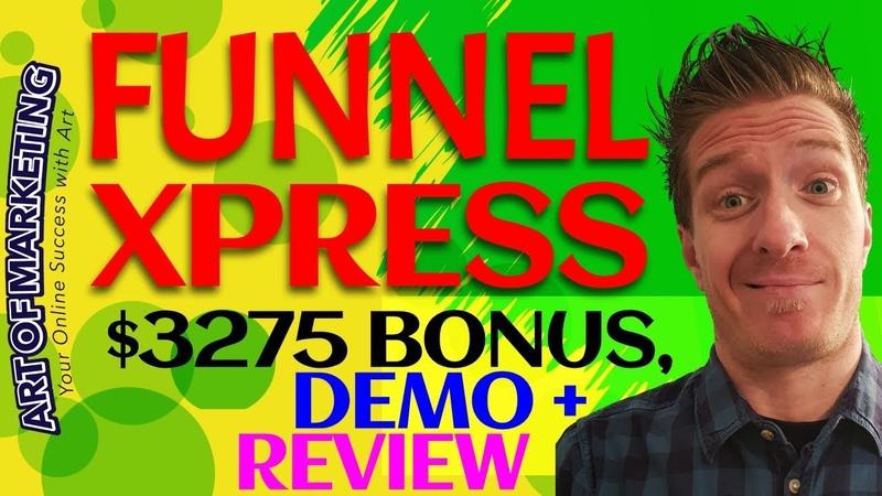 FunnelXpress Review 🚒Demo🚒$3275 Bonus🚒 Funnel Xpress Review 🚒🚒🚒