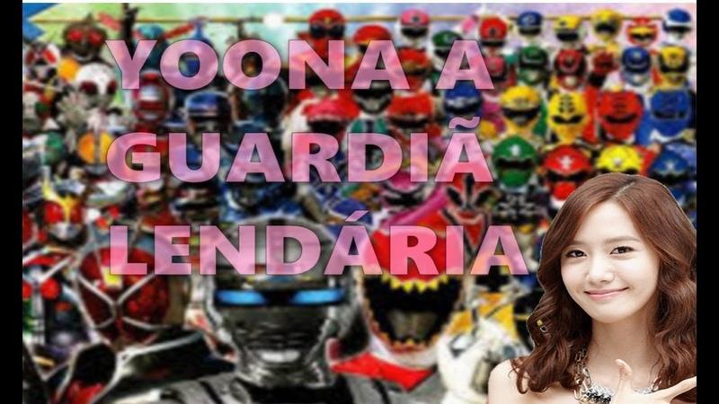 FANFIC NARRADA YOONA A GUARDIÃ LENDÁRIA S02x4
