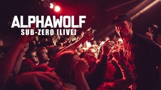 Alpha Wolf - Sub-Zero (Live)