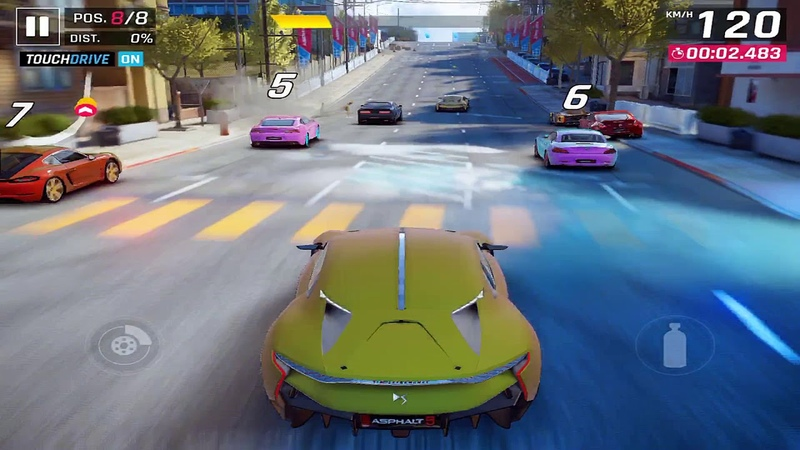 Asphalt 9: Legends Official Iphone/Ipad/Android Gameplay 1080p 201