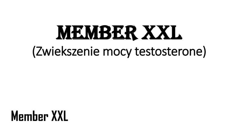 Member XXL Skutki Uboczne - YouTube
