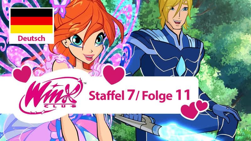 Winx Club Staffel 7 Folge 11 Mission im Dschungel Deutsch