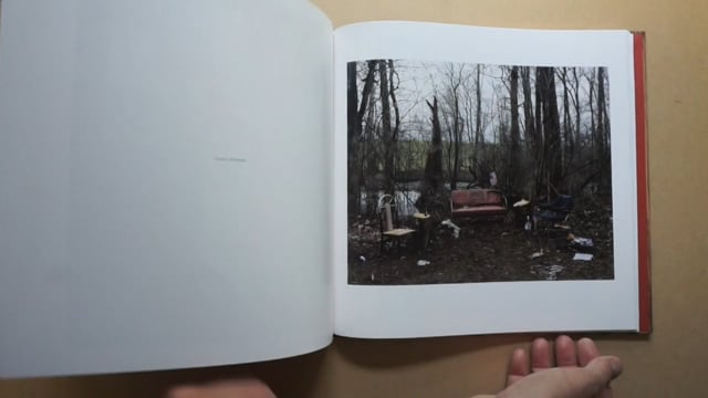 Alec Soth Sleeping by the Mississippi