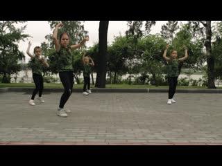 HH choreo/ Crank That/ Soulja Boy