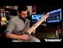 GOC Guitars Materia 8-string headless guitar || SHRED!