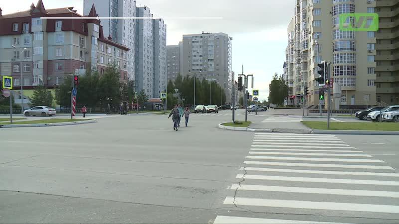 Новые изменения на перекрестке Мусы Джалиля-Ленина