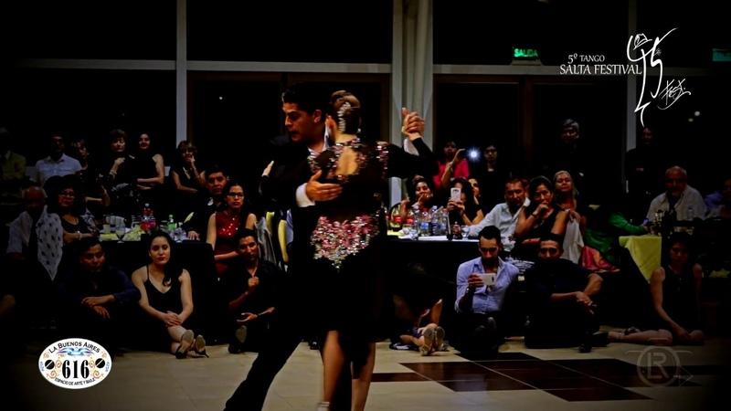 Sabrina y Rubén Veliz 2 3 5º Tango Salta Festival 2019