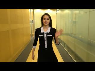Олимпийская чемпионка Алина Загитова станет гостем программы Время на Первом канале