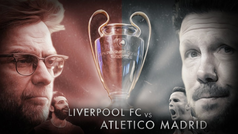 Liverpool vs Atletico Madrid Welcome to Anfield