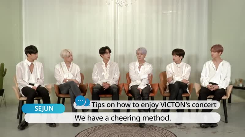 Pops in Seoul I miss you more tonight~♬ VICTON 빅톤 s Interview for Nostalgic Night
