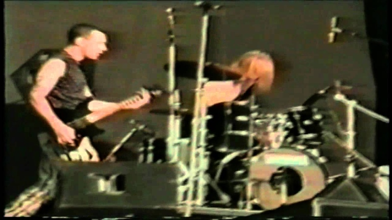 Butthole Surfers (Reading Festival 1989) [07]. Booze, Tobacco, Dope, Pussy, Cars