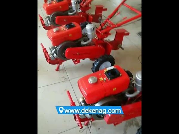 China shangdong factory power tiller