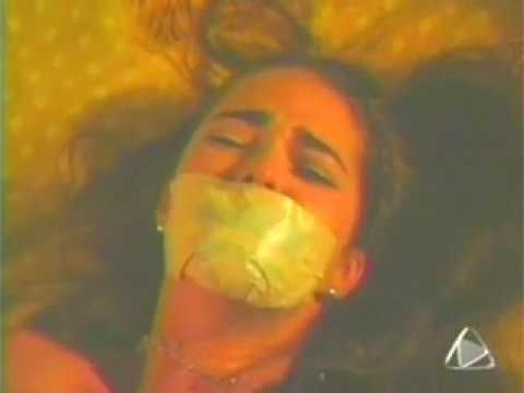 Eugenia Cauduro Tape Gagged