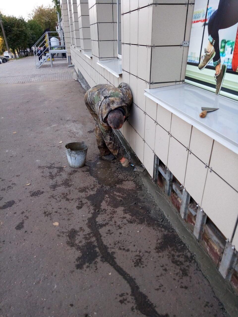 Улица Профсоюзная дом 78 ремонт