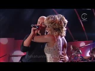 Eros Ramazzotti duetto con Tina Turner - Cose Della Vita - Can't Stop Thinking Of You