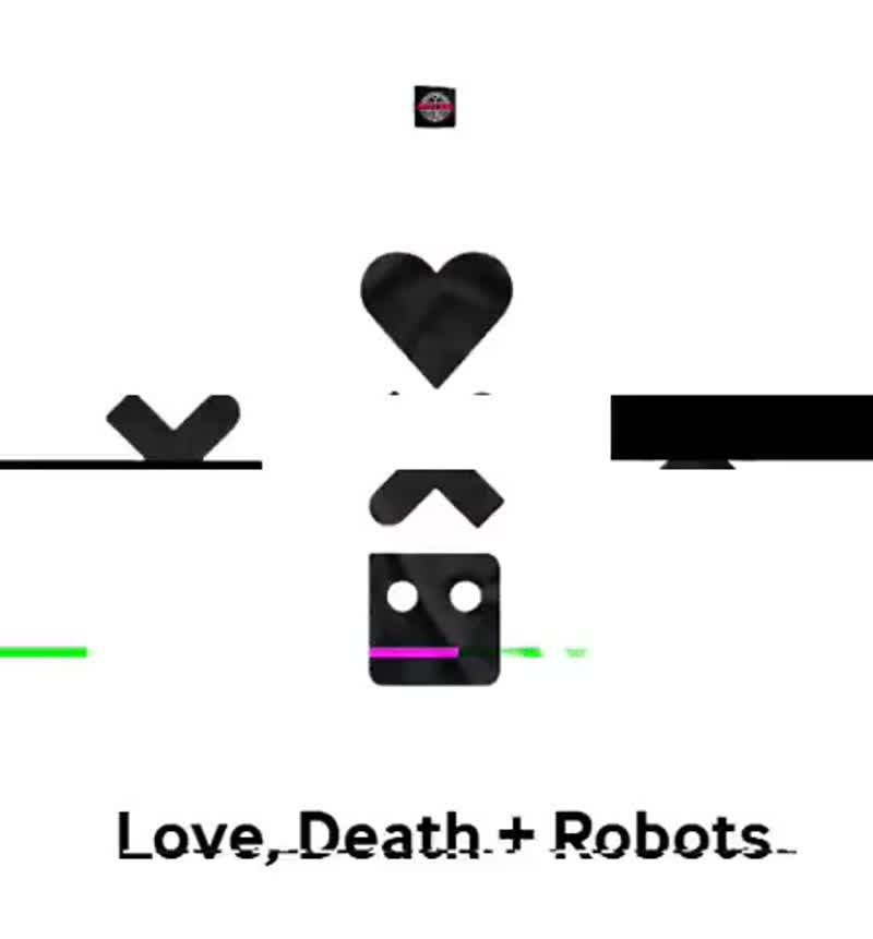 Love, death + robots | Любовь, смерть и роботы | Футболки, Мерч и одежда купить