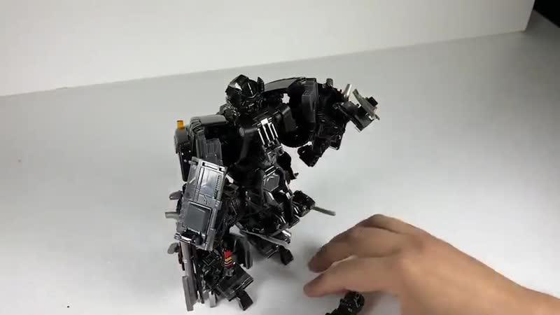 DNA Design DK-12 Transformers Masterpiece Movie MPM-06 Ironhide