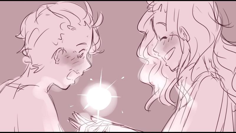 Tears in Heaven | Good Omens Animatic