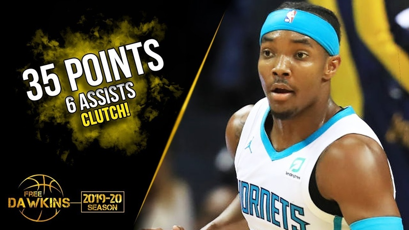 Devonte' Graham Full Highlights 2019.11.05 Hornets vs Pacers - 35 Pts, 6 Asts, CLUTCH! | FreeDawkins