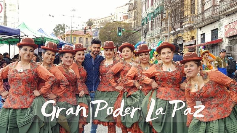 Gran Poder La Paz Bolivia 2019