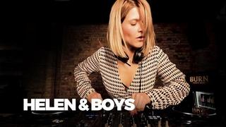 Helen&Boys - Live @ Radio Intense Kyiv  // #MelodicTechno Mix