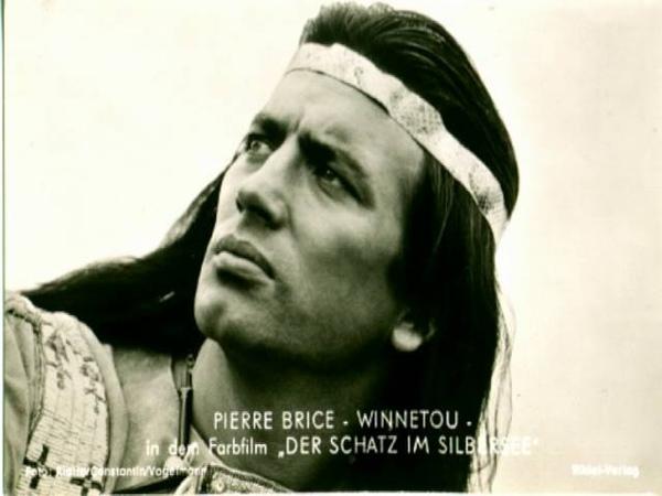 Du mein Bruder Pierre Brice Lex Barker