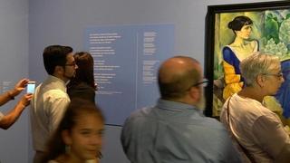 Возможность увидеть шедевры русской живописи есть вэти дни ужителей испанской Малаги. Новости. Первый канал