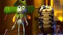 Флик прибывает в город насекомых. Приключения Флика (1998) год.