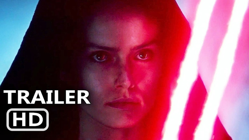 STAR WARS THE RISE OF SKYWALKER Kylo Vs. Rey TV Spot [HD] Daisy Ridley, John Boyega,