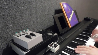 Yamaha P45 connected in Roland SonicCell via USB MIDI Host