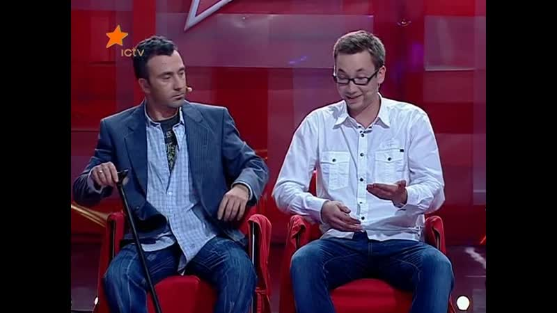 Real Comedy 016 Ворнер Бразерс, дуэт - Доктор Хаус from MarchingCat 2011 SATRip
