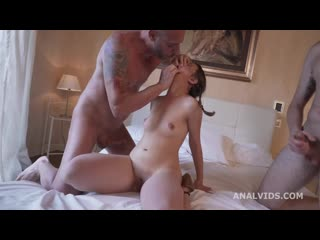 Mr. Squirt Mary Jane meets Marco Nero La... First DP (720p)