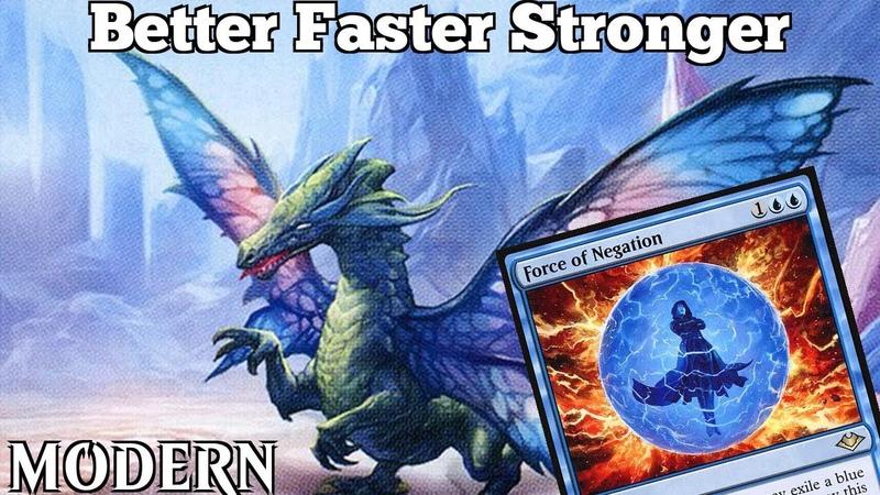 Better Faster Stronger | Modern [MTGO] | Grixis Lurrus Control | Modern