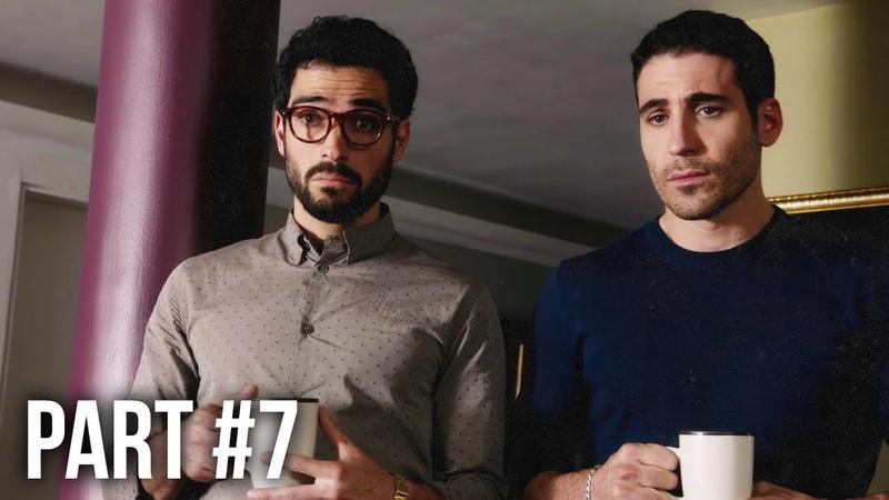 7 Hertoni: Hernando Lito Dani | Sense8, Восьмое чувство