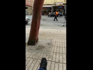 Désinfection des rues dû au coronavirus en chine vs au maroc