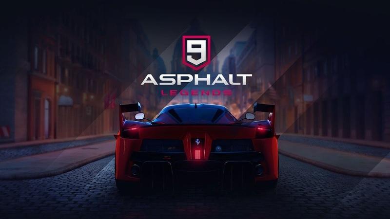 Asphalt 9 Practice club races Асфальт 9 Практика клубные заезды