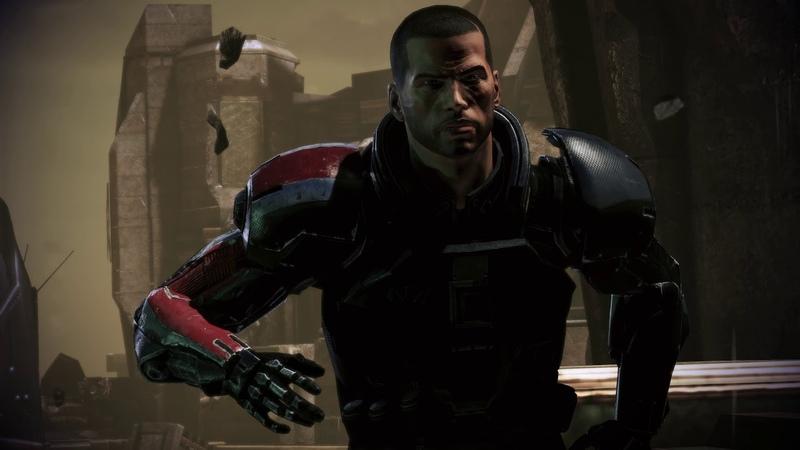 Mass Effect 3 Молотильщик против Жнеца