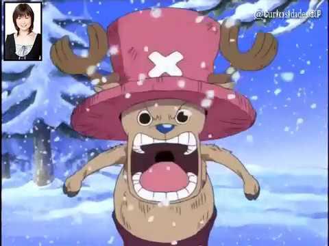 One Piece - Doblaje de Chopper por otros seiyuus.