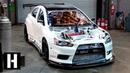 World Challenge Evo Racecar Gone Wild! 680hp, Widebody, and Track Ready