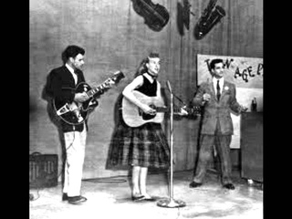 Janis Martin Barefoot baby 1956