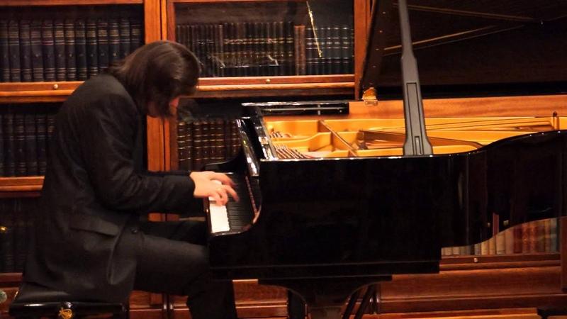 М Глинка Ноктюрн Разлука Nocturne La Separation Karen Kornienko piano