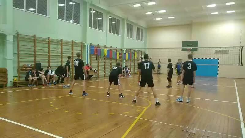 волейбол два