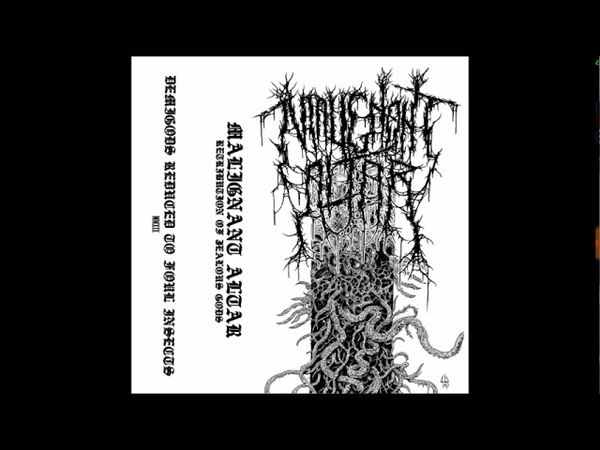 Malignant Altar US Retribution of Jealous Gods Full Demo 2019