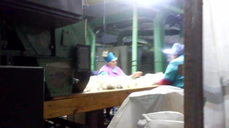 На Слонимской фабрике. Часть 2