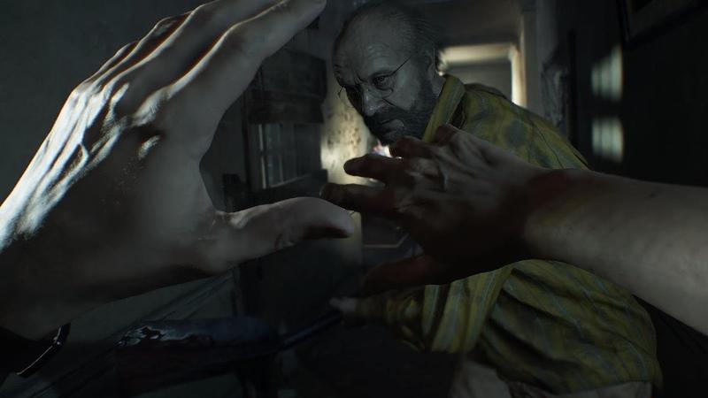 ДОГОНЯЛКИ С ДЖЕКОМ И ЗАМЕС В ПОДВАЛЕ Resident evil 7 3